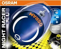 Крушкa- OSRAM H4 12V 60/55W NIGHT RACER PLUS